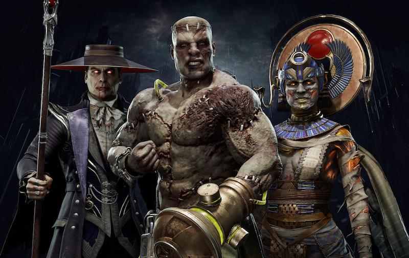 Mortal Kombat 11 Sindel 2