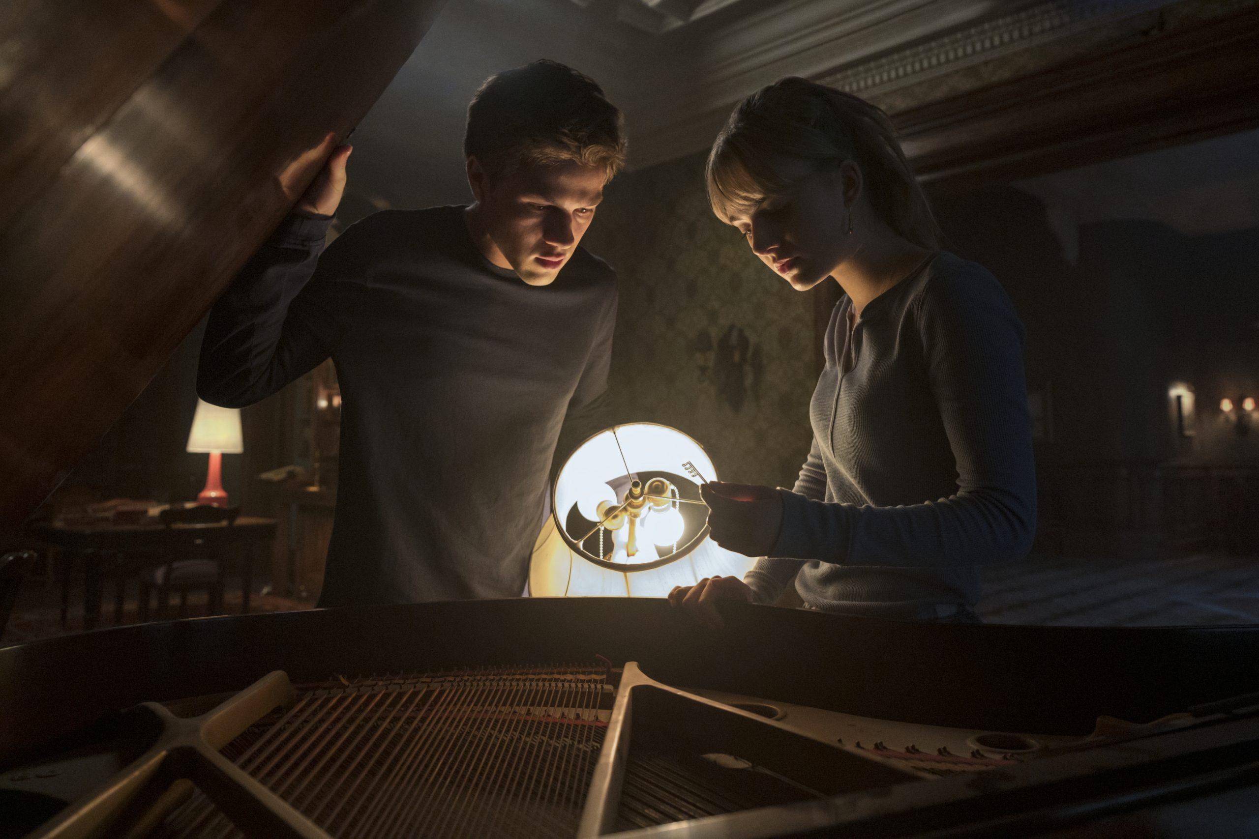 Locke & Key: online il trailer della serie targata Netflix