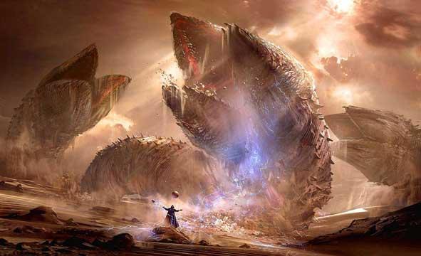 Dune: diamo uno sguardo al logo del film diretto da Denis Villeneuve