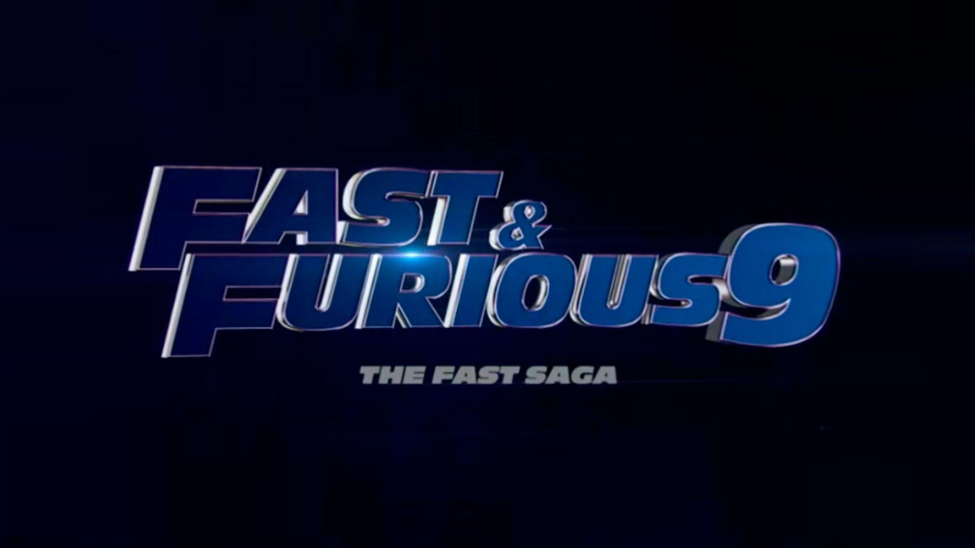 Fast and Furious 9 si mostra con un teaser trailer e il poster ufficiale