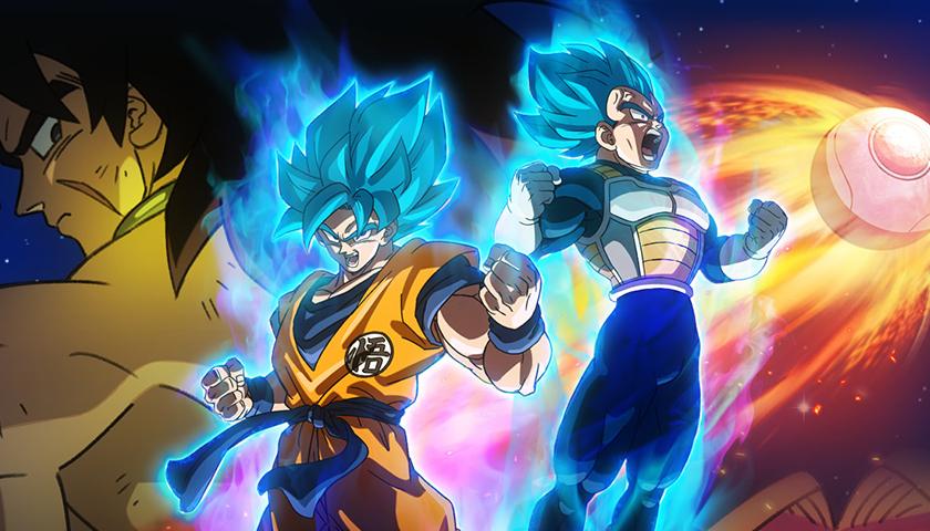Dragon Ball Super: Broly – il romanzo uscirà a marzo