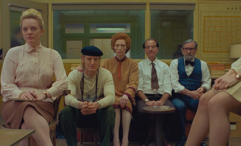 The French Dispatch: rilasciato il primo trailer ufficiale