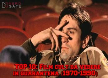 TOP 10: Film cult da recuperare in quarantena! (1970-1990)