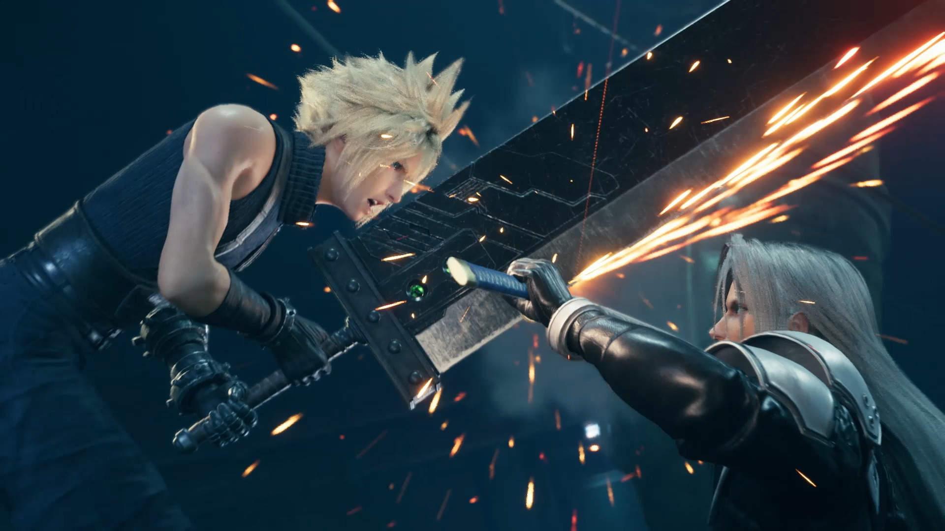 Final Fantasy VII Remake: disponibile da oggi la demo