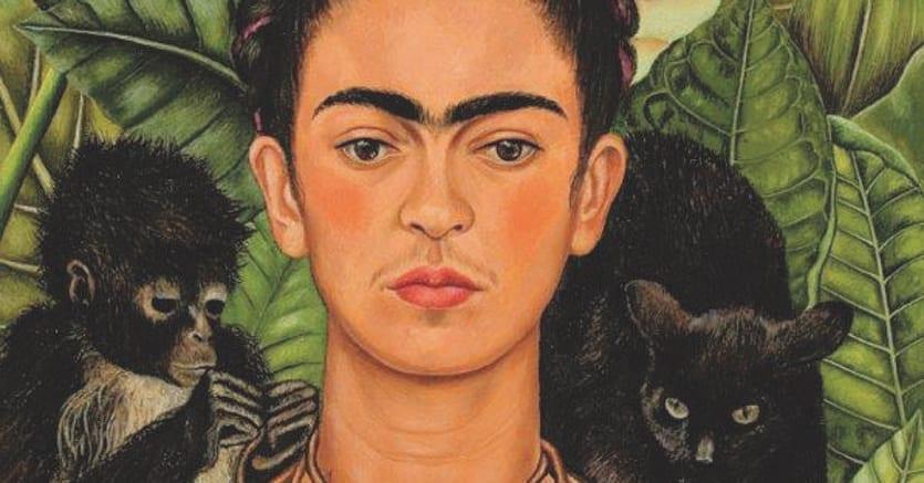 Google Arts ci porta a vedere 800 opere di Frida Kahlo
