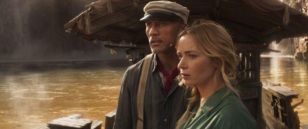 Jungle Cruise: online il nuovo trailer