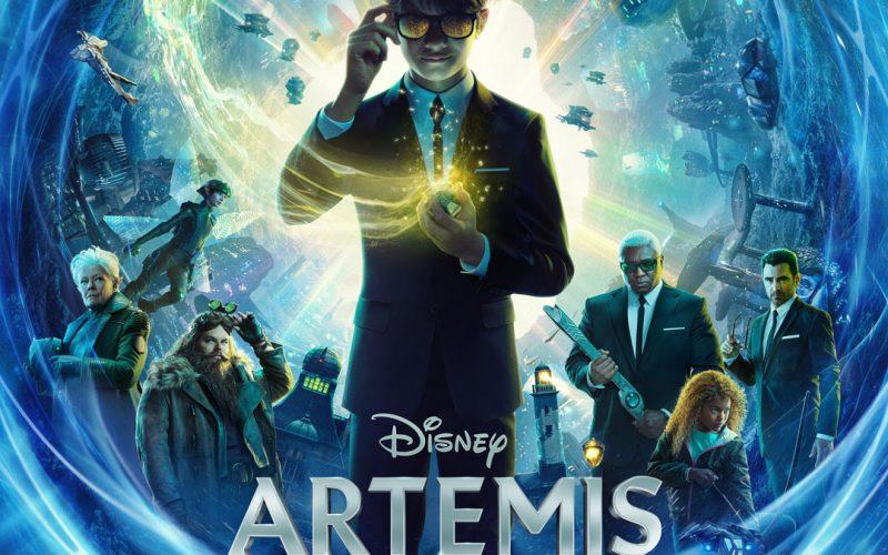Disney +: Artemis Fowl disponibile a partire dal 12 giugno 2020