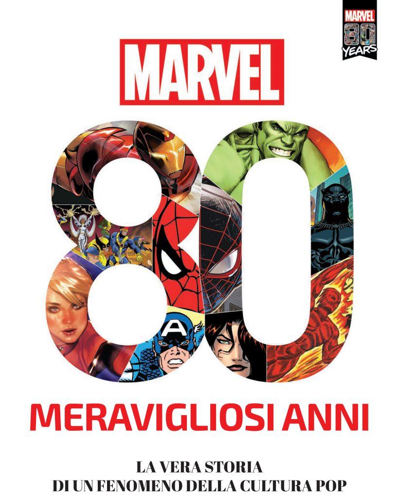80 anni Marvel