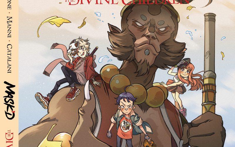 Mask'd – The divine children: annunciato nuovo progetto Star Comics