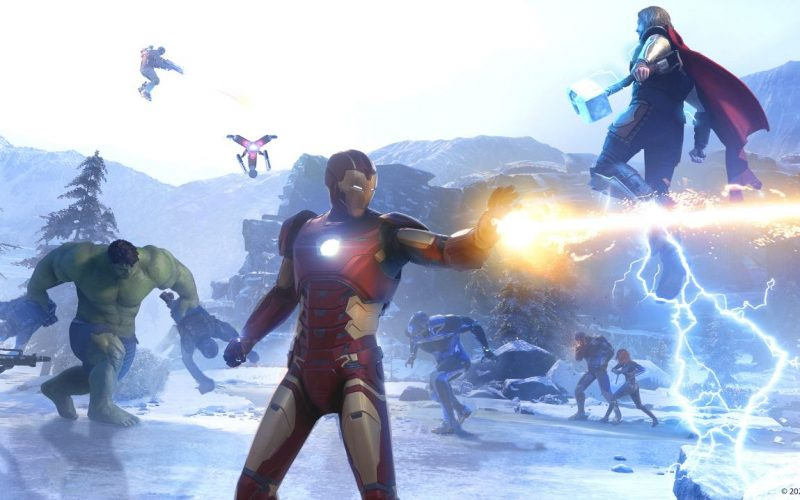 Marvel's Avengers: arriva oggi su Ps4, Xbox One, Pc e Stadia
