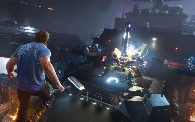 Marvel Avengers: Confermato l'arrivo su console Next-Gen