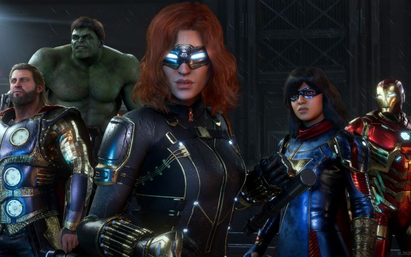Marvel Avengers : tutte le novità dalla conferenza War Table