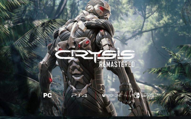 Crysis Remastered: Ufficiale l'uscita prevista per questa estate