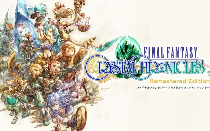 Final Fantasy Crystal Chronicles Remastered: in arrivo una versione Lite