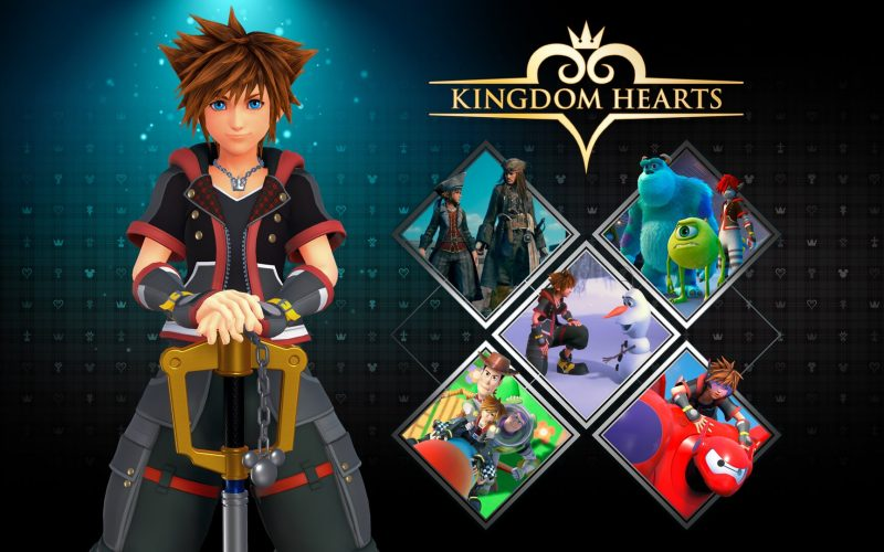 Kingdom Hearts diventa una serie TV per Disney+?