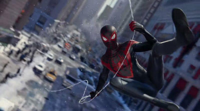 Spider-Man: Miles Morales con remastered dell'originale su PS5