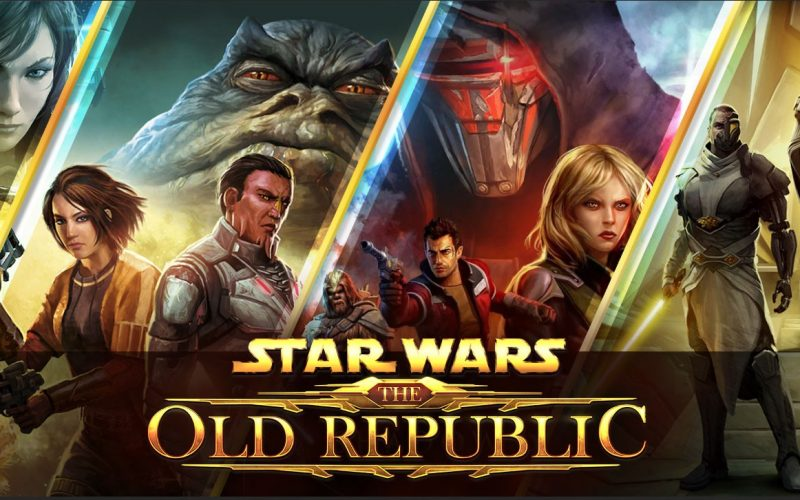 Star Wars: The Old Republic diventa Free To Play su Steam