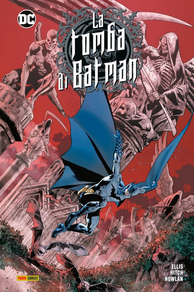 La Tomba di Batman 1
