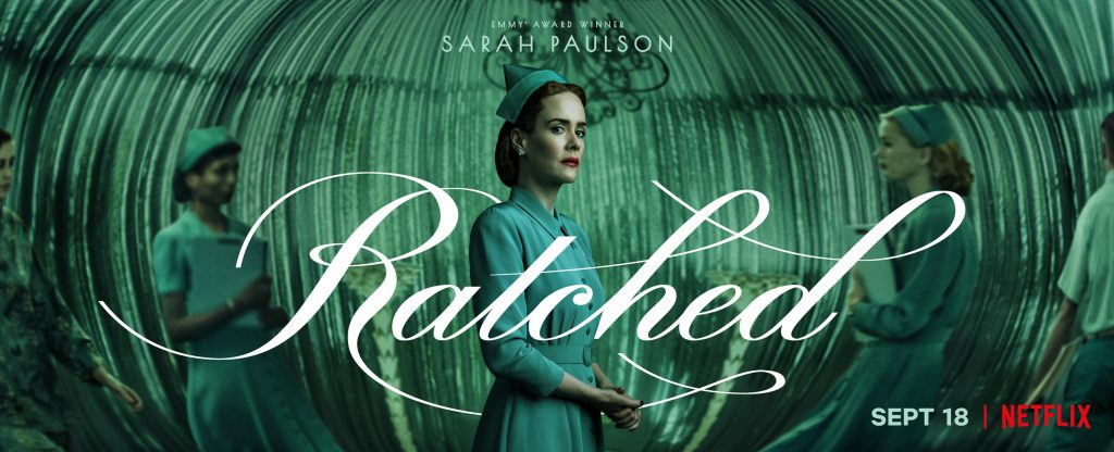 Ratched: su Netflix dal 18 settembre la nuova serie di Ryan Murphy