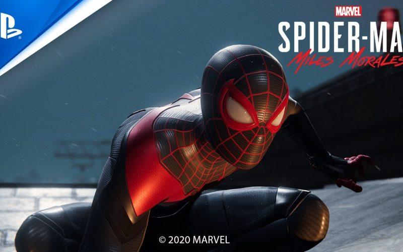 Spider-Man: Miles Morales Ultimate Edition conterrà il capitolo PS4