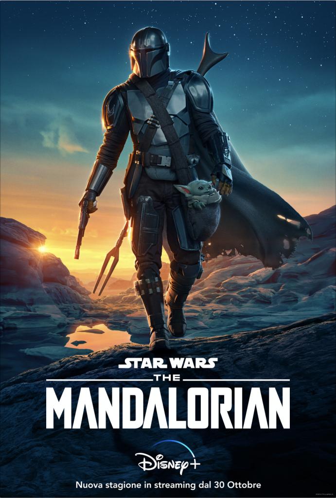 The Mandalorian: trailer, poster e immagini della seconda stagione in arrivo a ottobre