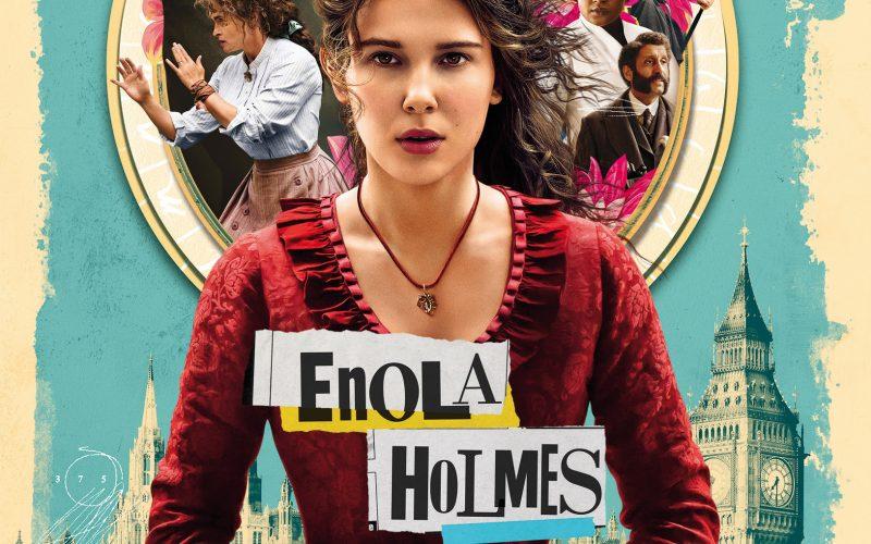Enola Holmes: in arrivo il romanzo che ha ispirato il film Netflix