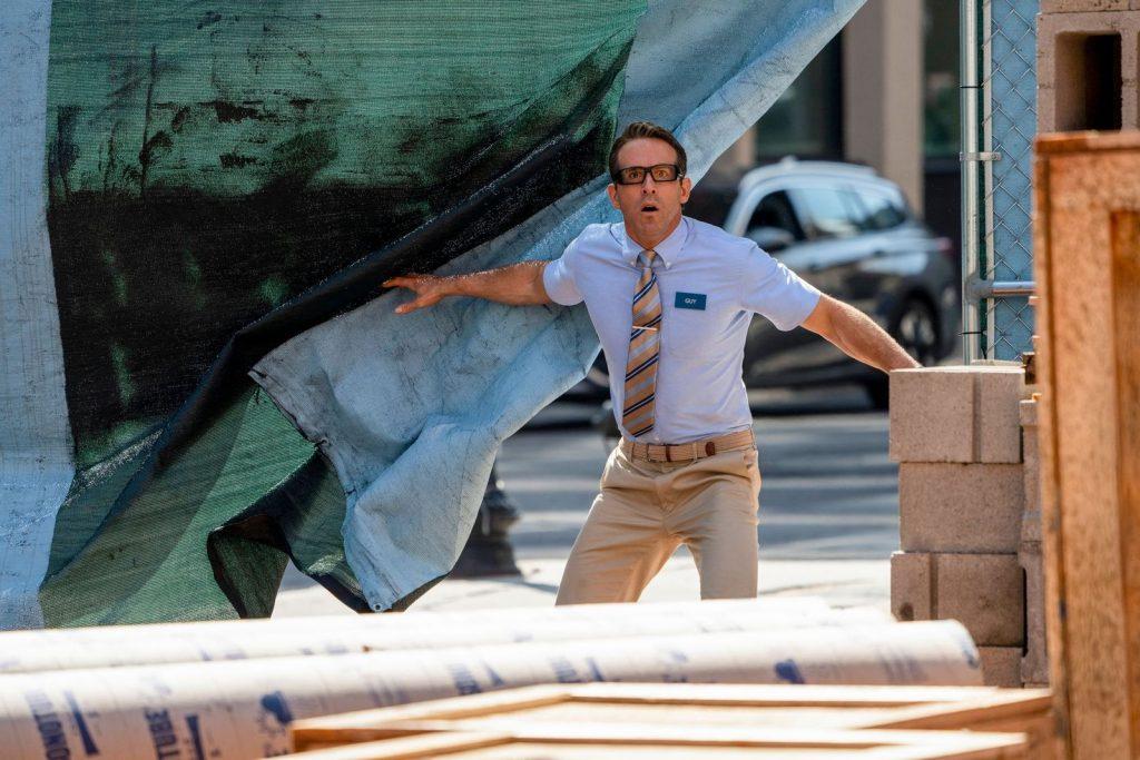 Free Guy - eroe per gioco: ecco il nuovo trailer del film con Ryan Reynolds