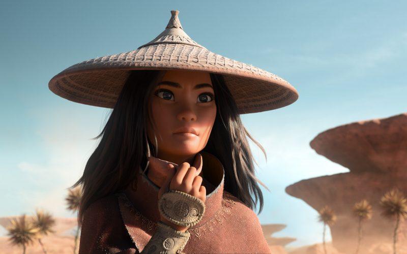 Raya e l'Ultimo Drago: online il trailer ed il poster del nuovo film Disney