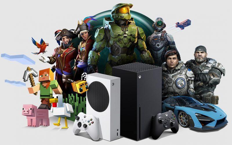 Xbox Series X e Xbox Series S sono disponibili finalmente in Italia