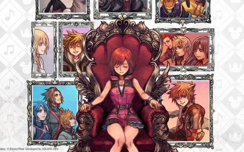 Kingdom Hearts Melody of Memory – Ecco l'elenco dei brani contenuti nel gioco