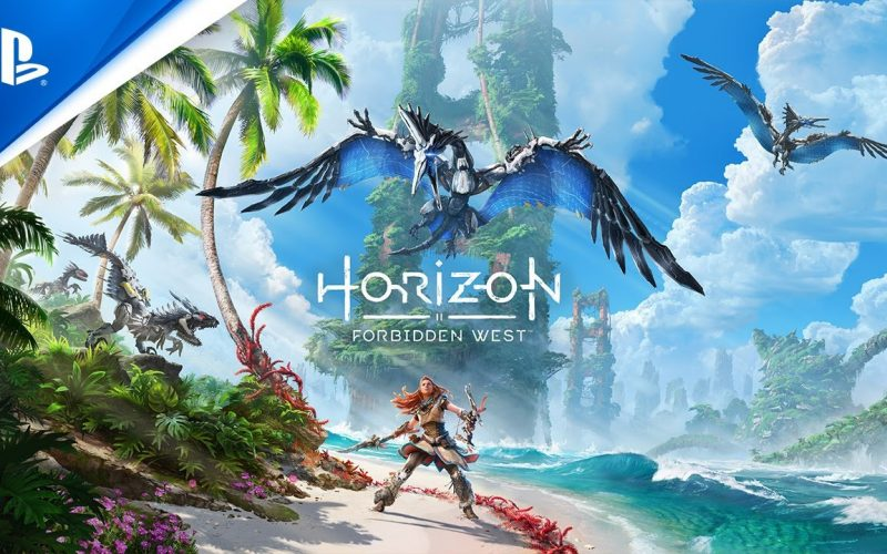Horizon Forbidden West e altri titoli PS5 hanno una data d'uscita